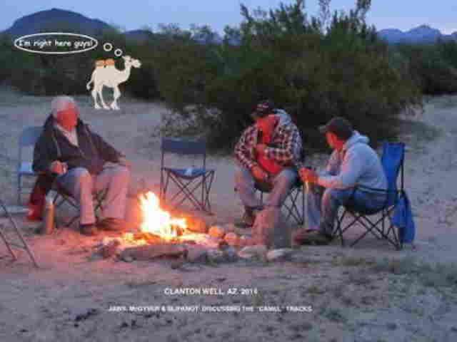 Boondocker Chatter Online - Camel Hunting